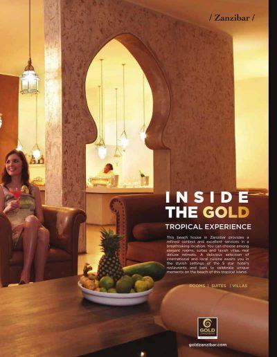 Gold Zanzibar